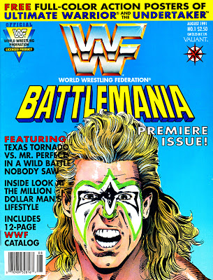 WWF Comic Battlemania